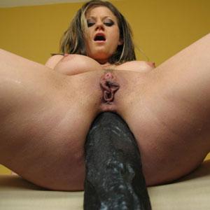 Mujeres enormes tubos dildo