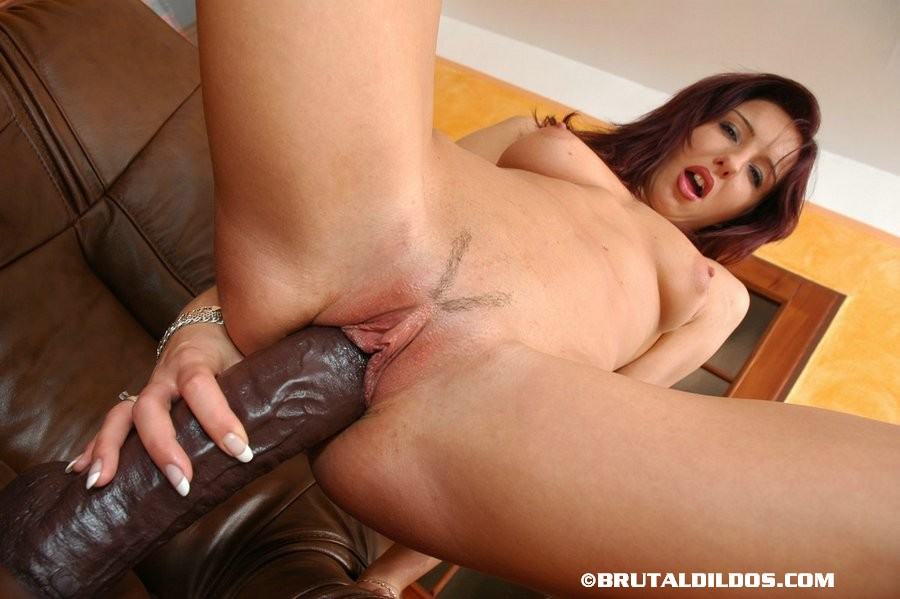 Brutal dildo stocking porn international
