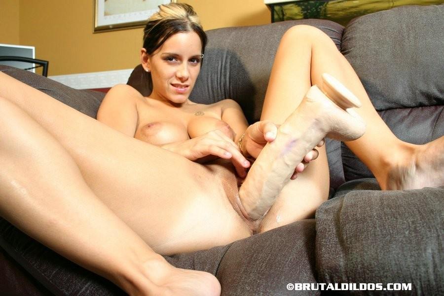 giant dildo porn